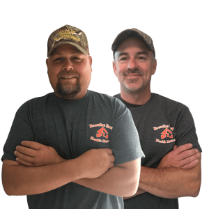 Mold Remediation Pros Greg Lambert and Scott Dettloff