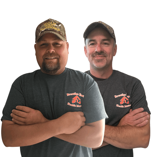 Greg and Scott of Mold and Air Quality Professionals