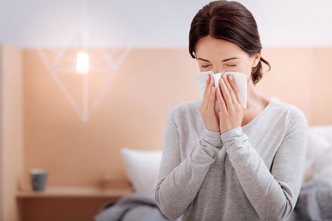 5 Tips to help your allergies